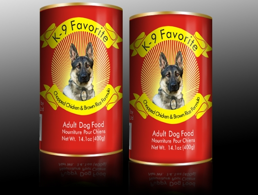 K-9 Favorite Dog Food