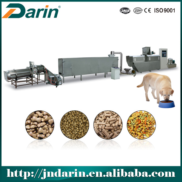Automatic Dog Pet Food Machine,Pet Food Production Line