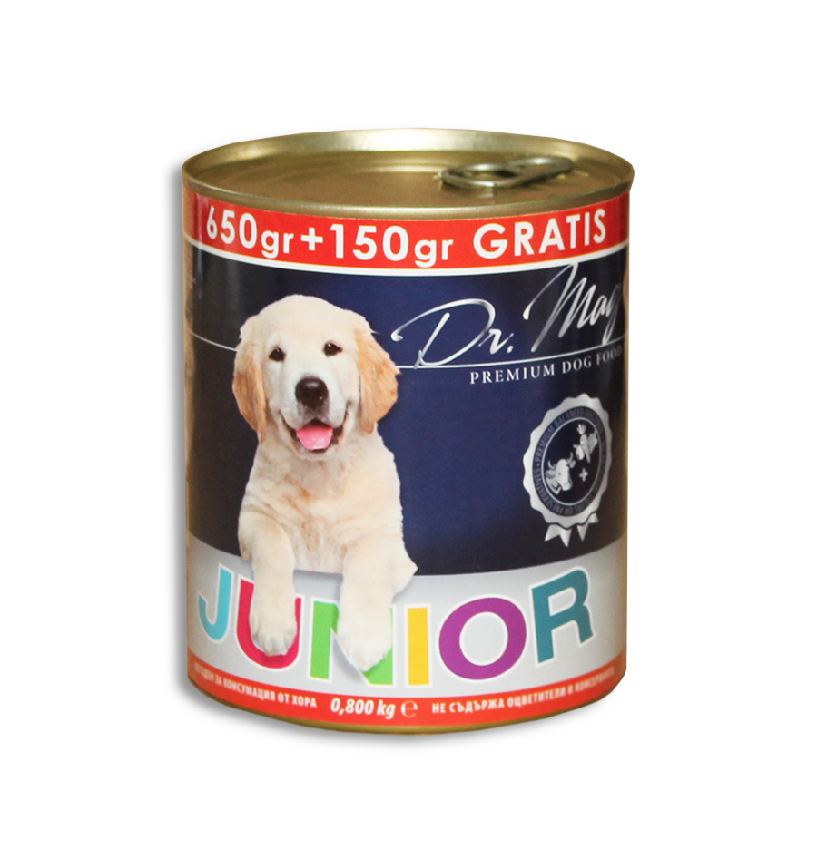 Dr. Mag Junior - Premium food for puppies