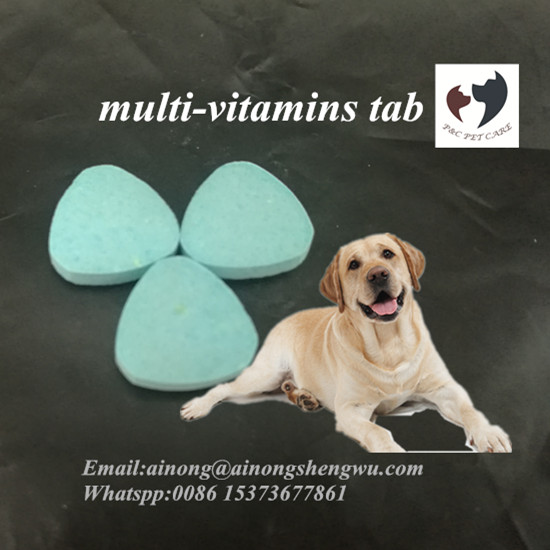 multi-vitamin tablet