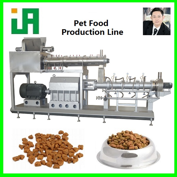 Pet/ Dog/ Cat Food Machine
