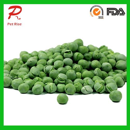All Nature Freeze Dried Green Pea as Puppy Food