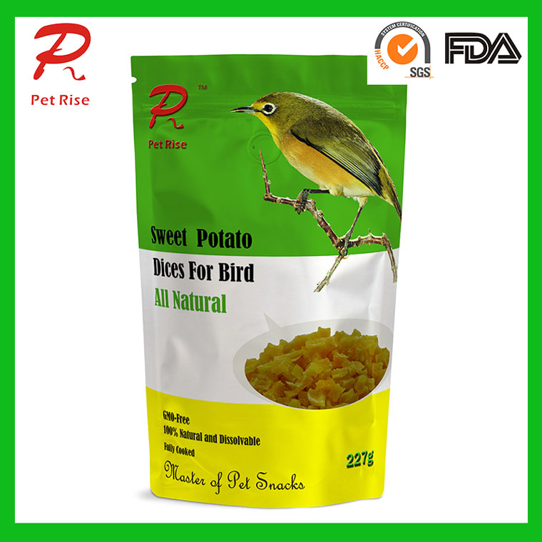 All Natural Dried Sweet Potato Dry Bird Seed